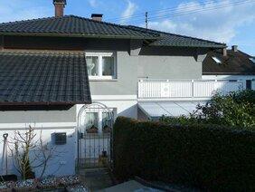 Fassadenrenovierung Mosbach