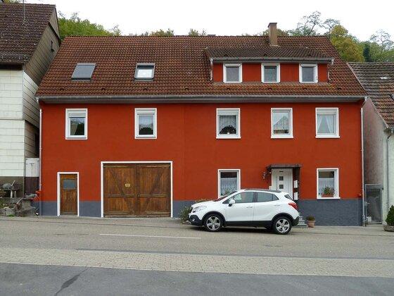Malerarbeiten in Widdern / Heilbronn.