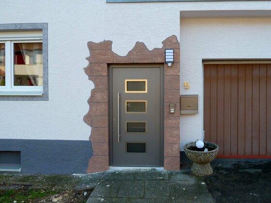 Steinimitation und Fassadengestaltung Heilbronn