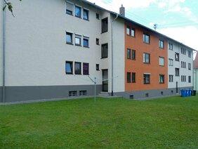 Hausfassade streichen in Mosbach
